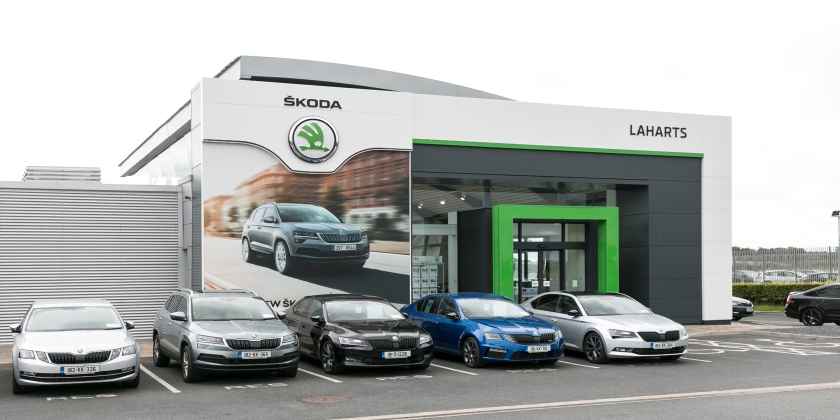 Photographer - Paul Sherwood paul@sherwood.ie 087 230 9096 Lahart Skoda, Kilkenny. August 2018. ©2018 Paul Sherwood Photography
