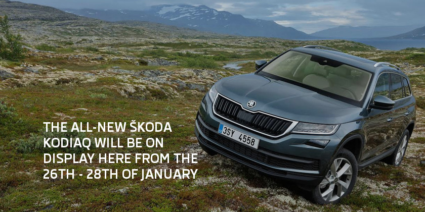 Kodiaq road trip