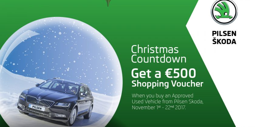 Pilsen Skoda Christmas Countdown Used Vehicles