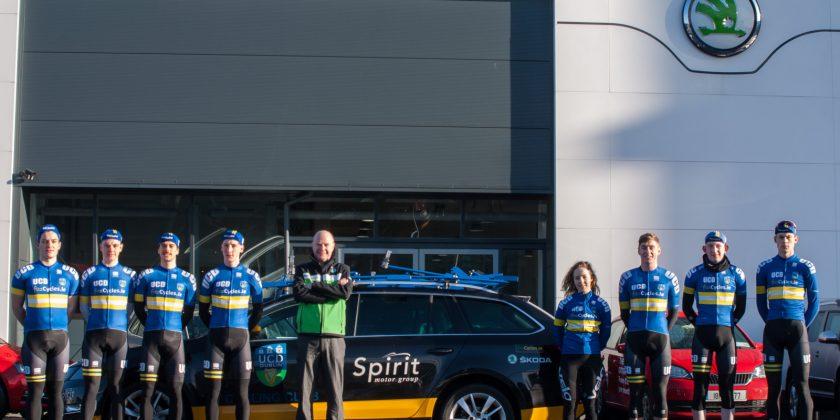 UCD cycling