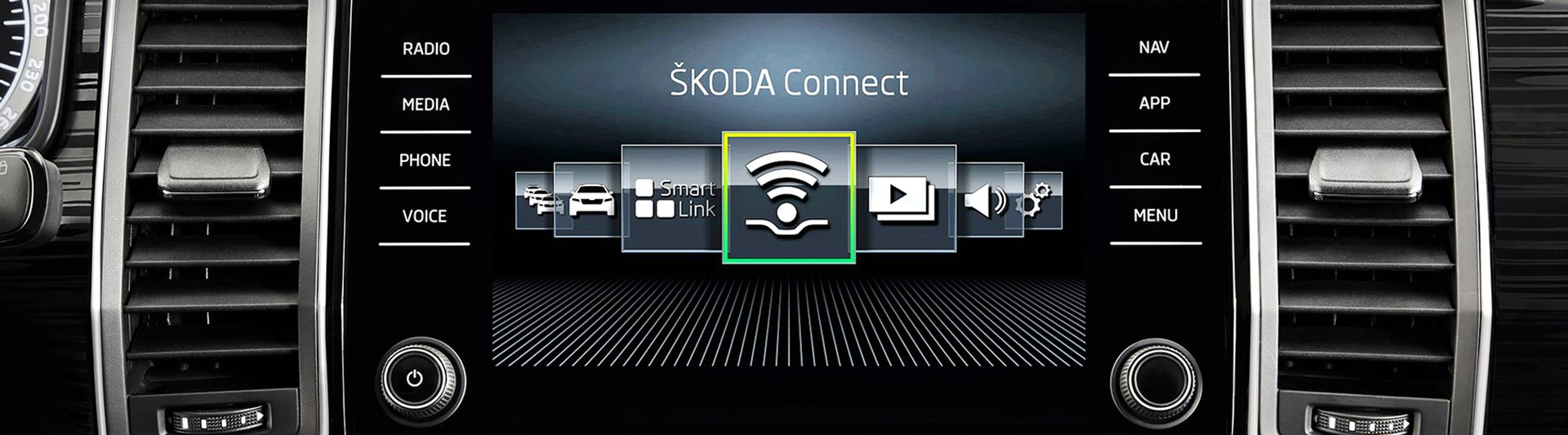 ŠKODA CONNECT